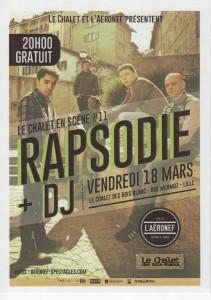 Chalet Rapsodie